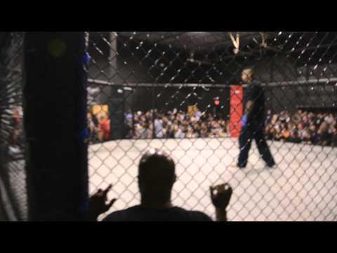 Adrian Yazzie v. Derrick Slebodnik- Friday Night Fights at Siege MMA