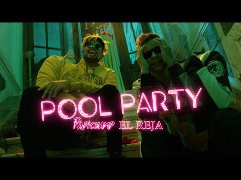 Papichamp ft El Reja - Pool Party (Video Oficial) | Cumbia