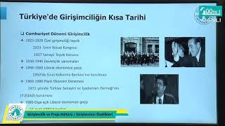 İTBF - SBF Uzaktan Eğitim Dersleri - Girişimcilik ve Proje Kültürü - Girişimcinin Özellikleri