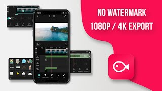 VLLO Free Video Editor for Android & iOS   No Watermark   HD, 4K Export