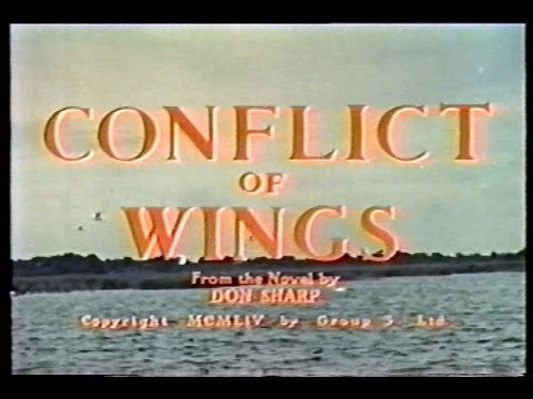 Conflict of Wings 1954 RAF in Norfolk.