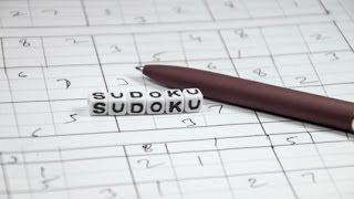 What Sudoku teaches us about being an entrepreneur