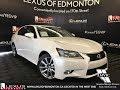Used White 2013 Lexus GS 350 Navigation Package In Depth Review Calgary Alberta