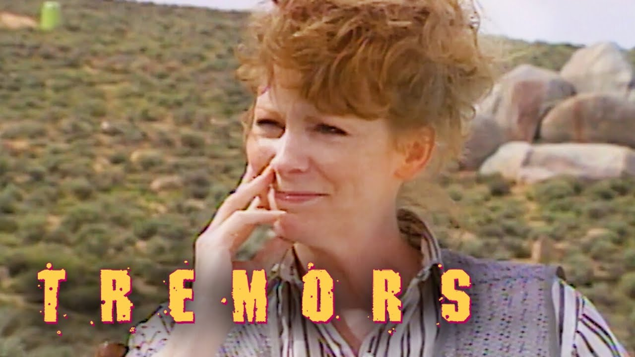 Reba McEntire On Making Her Acting Debut | Tremors (1990)
