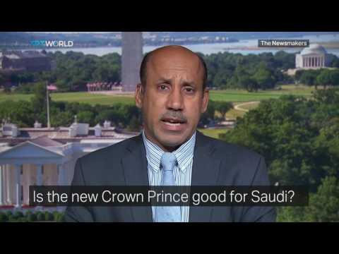 Saudi Arabia's new crown prince, Venezuela's refugee crisis and Israeli-Palestinian future