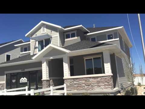Rushton Meadows, South Jordan, UT.  McArthur Homes.  Home Building Guide by Team Reece Utah