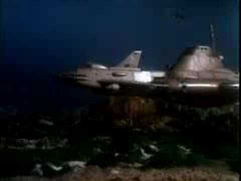 UFO - TV Series - Opening Sequence