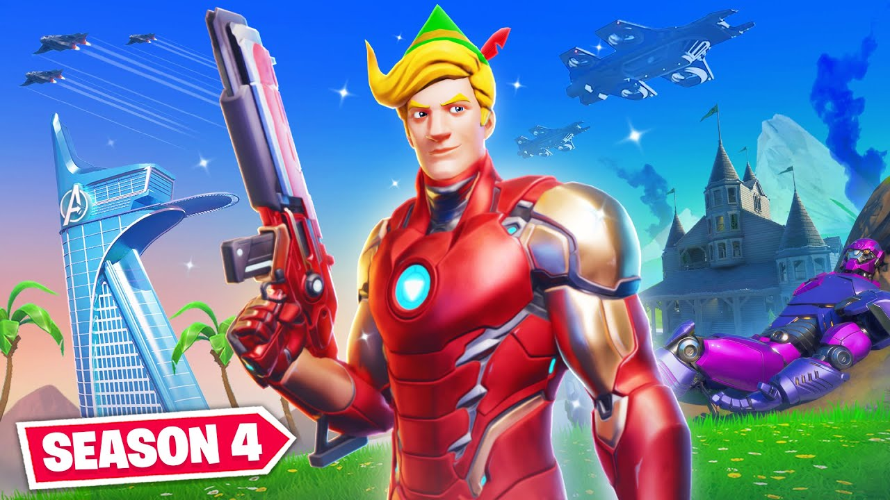 Welcome To Fortnite Season 4 Insane Youtube Here are the recently leaked challenges for fortnite season 4, week 6. welcome to fortnite season 4 insane