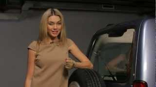 Suzuki Jimny: тест-драйв в программе Москва Рулит