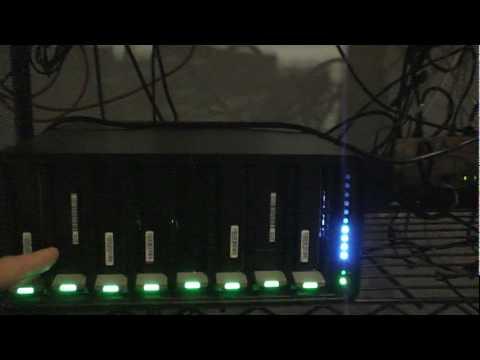 Home Data Center - Drobo Pro
