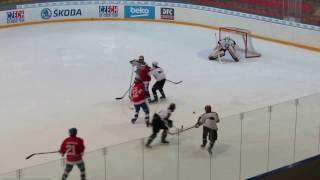2016-12-11 -  Příbram vs. Beroun - hokej - mladší dorost - mistrovské utkání