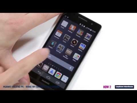 Huawei Ascend P6 - How2 Make your Battery Last Longer
