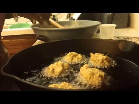Rajan Bajan Cooking Guide - Codfish Cakes