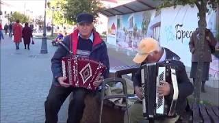 Мужики сравнивают инструменты! Dino Baffetti vc Horch! Music!