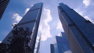 Neva Towers. Лето 2020