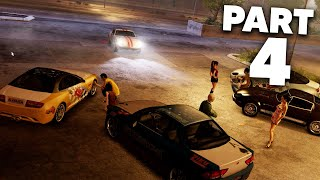 SLEEPING DOGS Gameplay Walkthrough Part 4 - STREET RACING