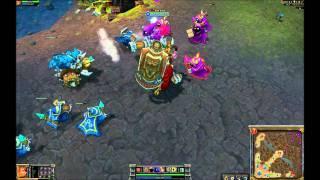 League of Legends: Skin Spotlight - Valkyrie Leona