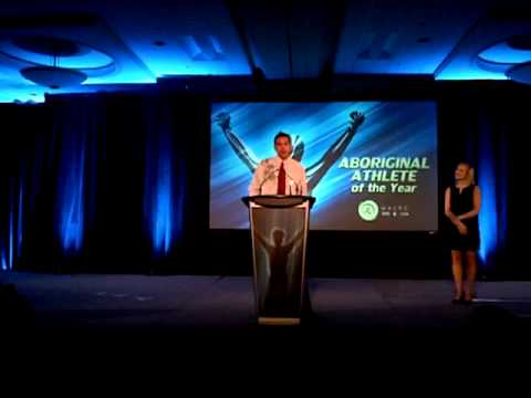 Sport Manitoba Night of Champions Aboriginal Athlete of the Year