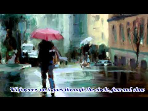 CCR- Have you ever seen the rain with lyrics- Bich Thuy- Apr 2012