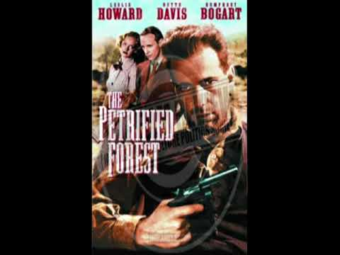 'THE PETRIFIED FOREST' DEFINITIVE MOVIE REVIEW | #TFRPODCASTLIVE EP140