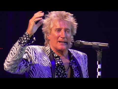 Rod Stewart Scandinavium Gothenburg Sweden 28 may 2017 Full Show