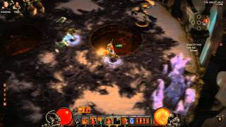 Diablo 3 - Act 4 Inferno Elite Packs (Solo Barb)