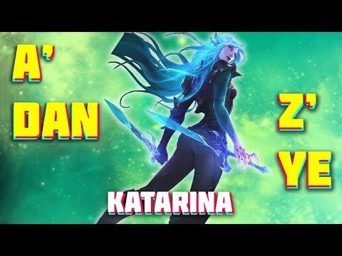 A'DAN Z'YE ŞAMPİYONLARI ÖĞRENİYORUZ KATARINA #52