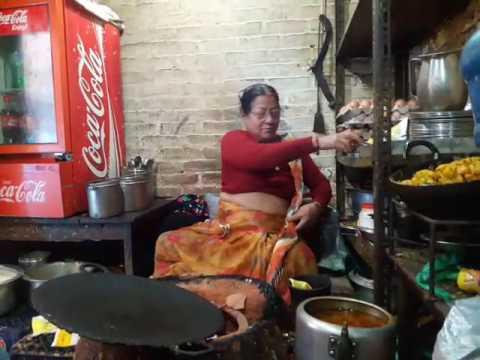 How to make newari food //Bhaktapur//nepal