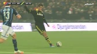 Eero Markkanen Amazing Goal vs Djurgårdens IF | DIF-AIK 2:3