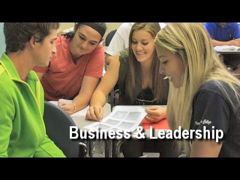 Business and Leadership Programs at Otero Junior College