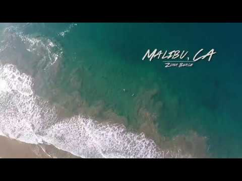 California Surf From Above - GoPro Karma