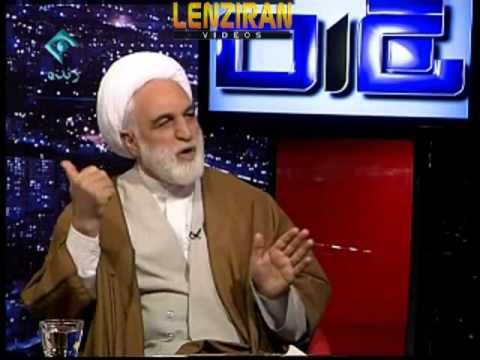Mohseni Ejei talk about on TV : Crescent Oil , Babak Zanjani , Press Association, Mousavi & Karoubi