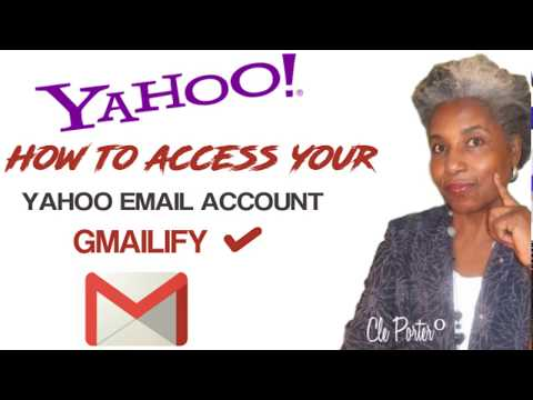 Yahoo Mail Login Problem - Solution Gmailify
