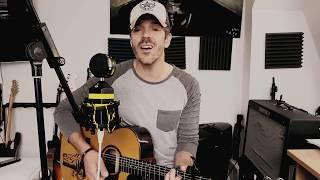 Scarecrow in the garden - Chris Stapleton - acoustic cover