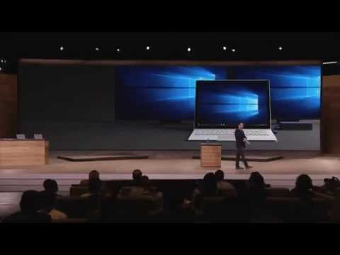 Microsoft Surface Book FULL Conference
