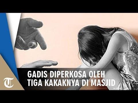 Orangtua Telah Meningal, Gadis 15 Tahun Diperkosa 3 Kakak Kandungnya Di Masjid