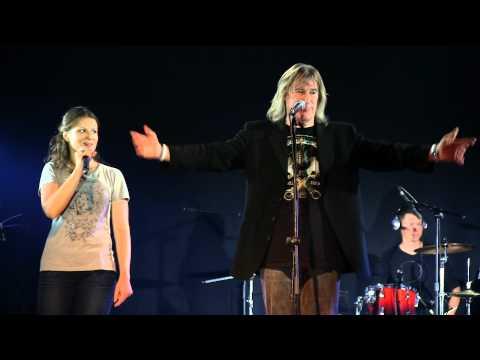 Lord i Lift your name on high  John Schlitt  in Kazan 2012