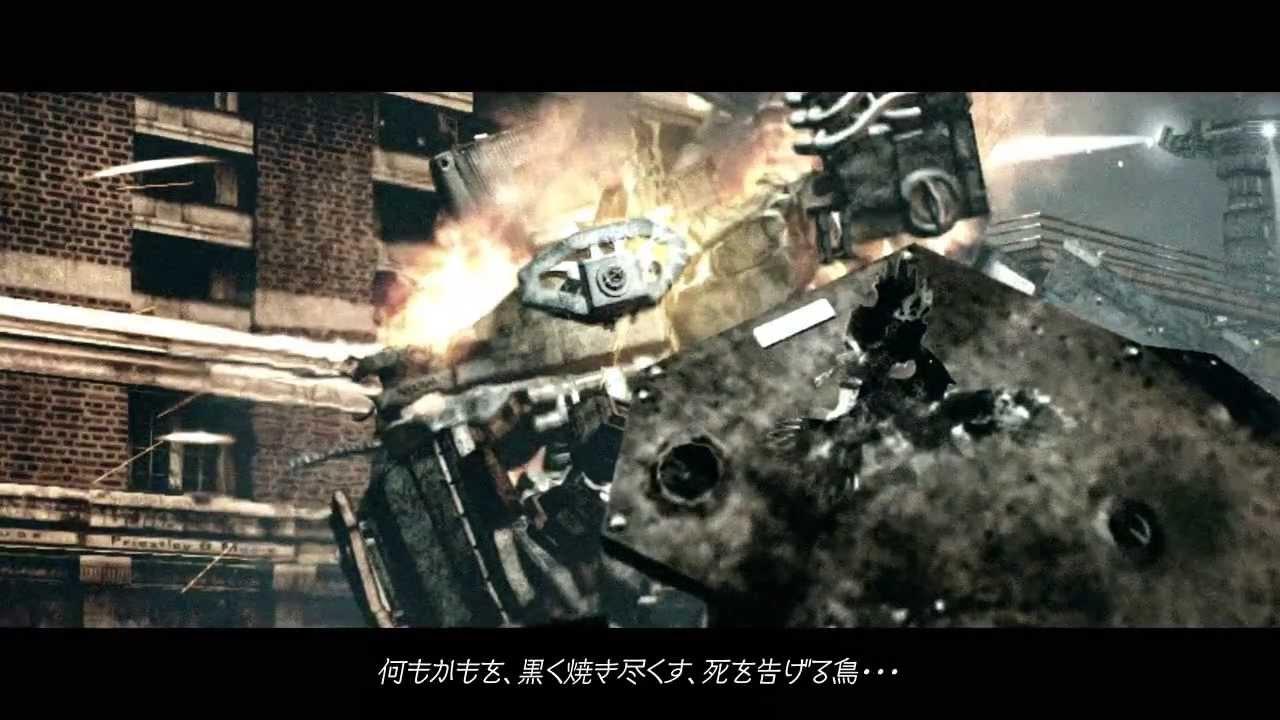 Armored Core Verdict Day プロモーション映像 第2弾 予告編 Youtube