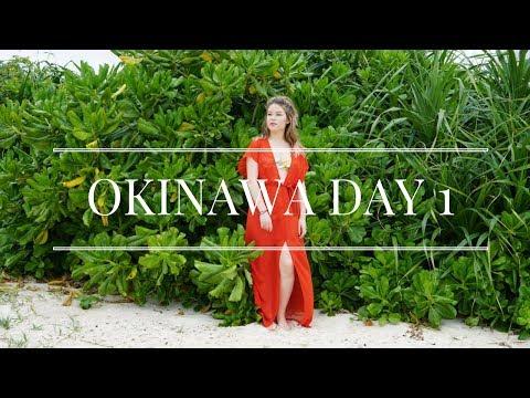 Tropical Island in Japan - Okinawa day 1