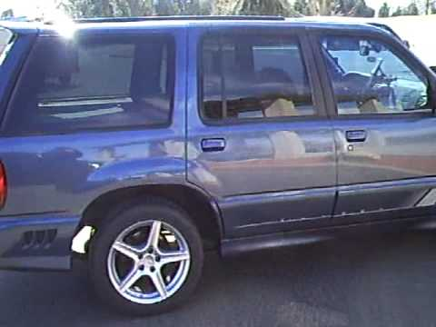 Saleen Xp8 Ford Explorer 22 Year 1998 Youtube