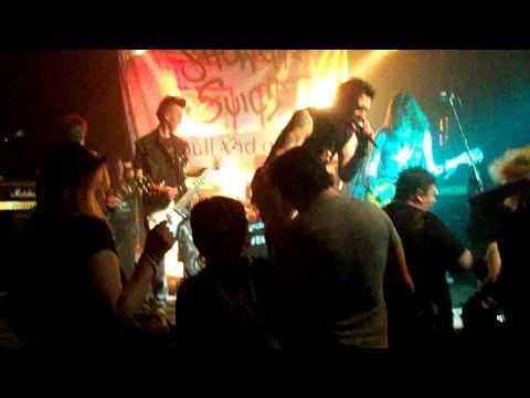 Showgirl Suicide Live @ THE BULL N GATE - Kick Back