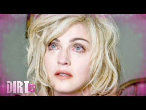See Madonna's Pre-Photoshop Pics! - The Dirt TV