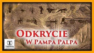 Odkrycie w Pampa Palpa