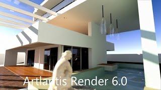 tutorial artlantis render 6 progetto completo part 06