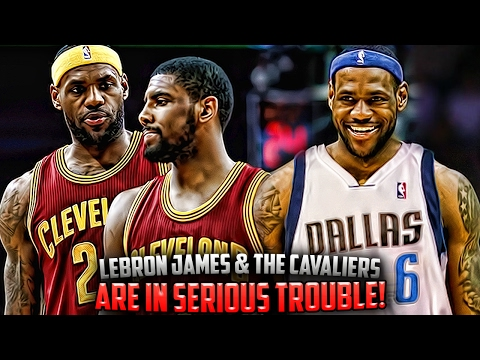 Are LeBron James AND The Cleveland Cavaliers In SERIOUS TROUBLE!?