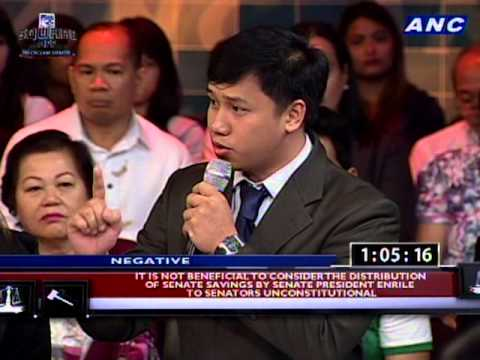 ANC Square Off CVC Law Debates Season 6 - Quarter Finals - P