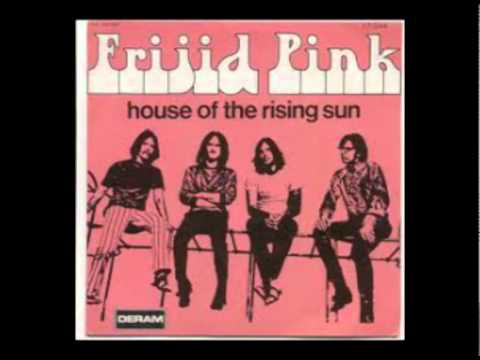 [Frijid Pink - The House Of The Rising Sun] A - The House Of The Rising Sun
