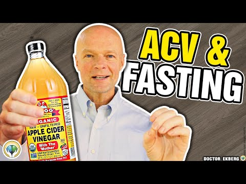 Top Reasons Apple Cider Vinegar Works With Fasting For Weight Loss & Health