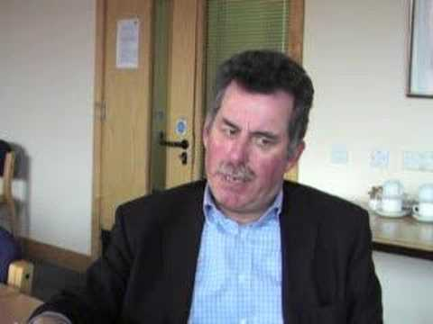 NICVA interview with Alban Maginness
