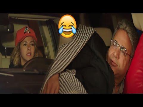 هتموت ضحك مع نيللى وهيا بتسلم ابوها للشرطة قبل ما يهرب ????????